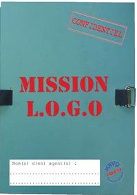 "Atelier familial ""Mission L.O.G.O"" (+6 ans)"