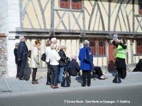 """Visite guidée """"A l'écoute des Saint-Martinais : le bourg"""""""