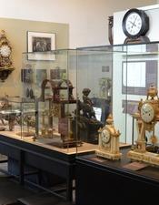 Musée de l'horlogerie - St Nicolas d'Aliermont