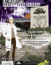 Affiche Escape-Game