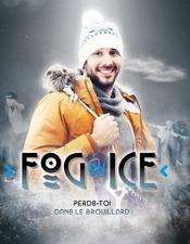 Fog-on-ice