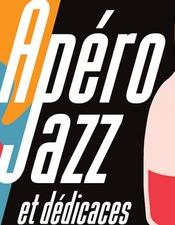 Apéro Jazz et dédicaces