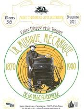 Exposition Musique Mécanique
