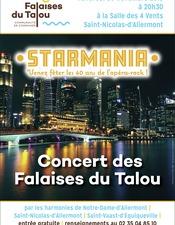 2018 Concert CCFT Affiche
