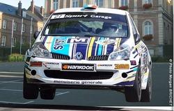 25ème rallye Régional Automobile