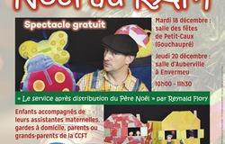 Noël au Relais assistantes Marternelles