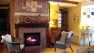 La demeure de Litteville - Chambre d'hôtes - Touffreville-sur-Eu