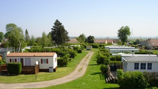 Camping Le Clos Savoye - Biville-sur-Mer