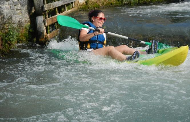 Location canoë-Kayak 19 - Bellengreville