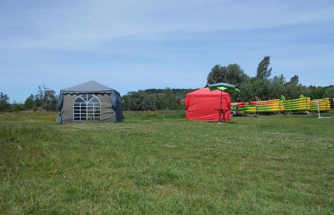 Location canoë-Kayak 23 - Bellengreville