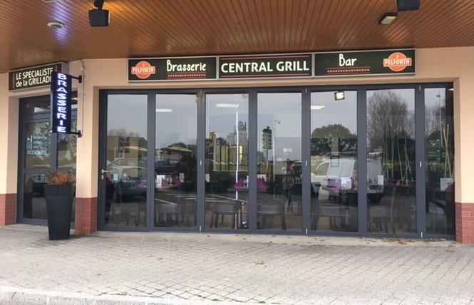 Le Central Grill 1 - Saint-Martin-en-Campagne