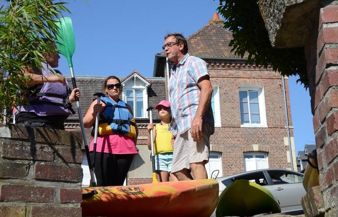 Location canoë-Kayak 8 - Bellengreville