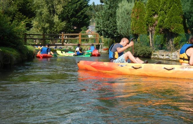 Location canoë-Kayak 18 - Bellengreville