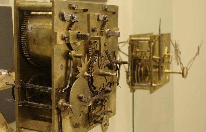 Musée de l'Horlogerie 14 - Saint-Nicolas-d'Aliermont