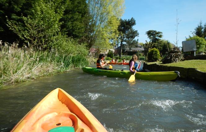 Location canoë-Kayak 16 - Bellengreville