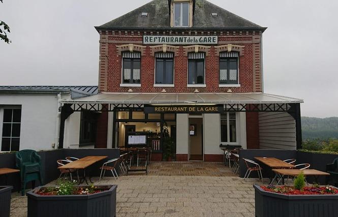 Restaurant de la Gare 1 - Envermeu