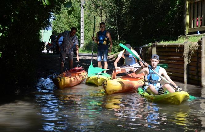 Location canoë-Kayak 5 - Bellengreville