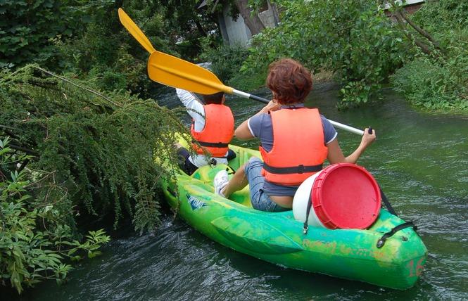 Location canoë-Kayak 21 - Bellengreville