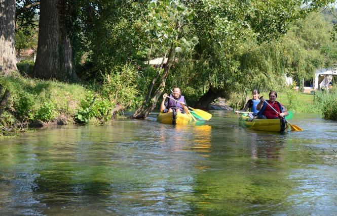 Location canoë-Kayak 11 - Bellengreville