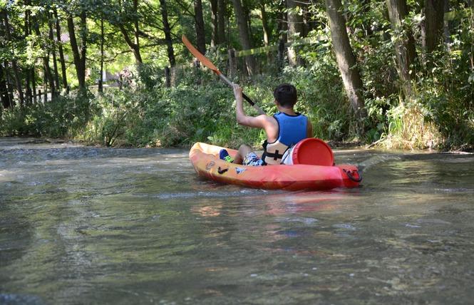 Location canoë-Kayak 7 - Bellengreville