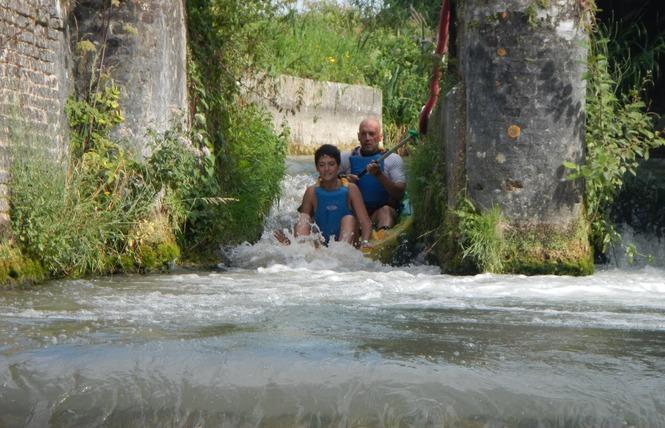 Location canoë-Kayak 20 - Bellengreville