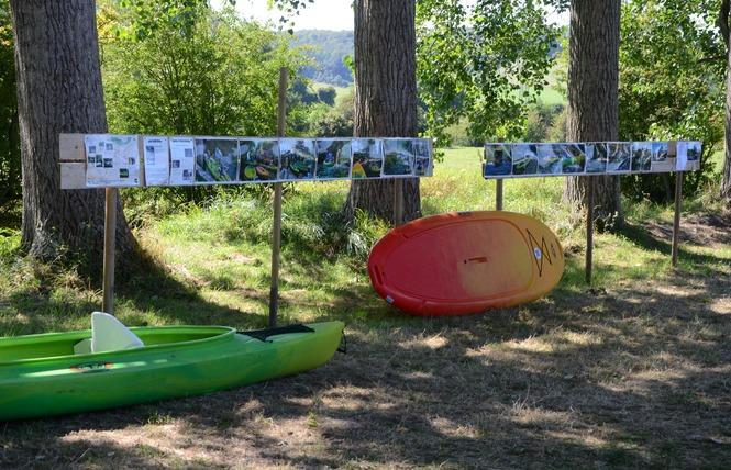 Location canoë-Kayak 2 - Bellengreville