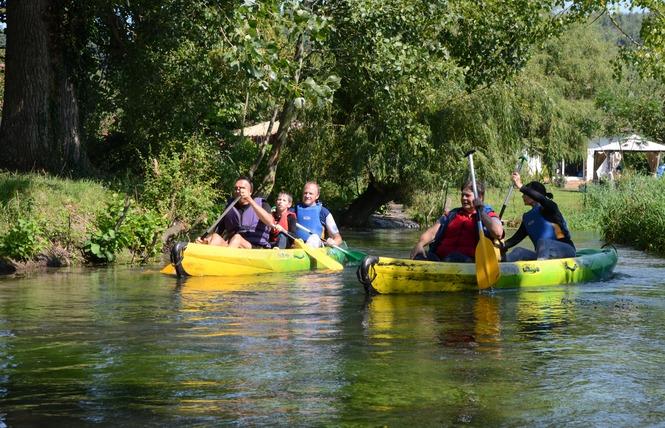Location canoë-Kayak 13 - Bellengreville