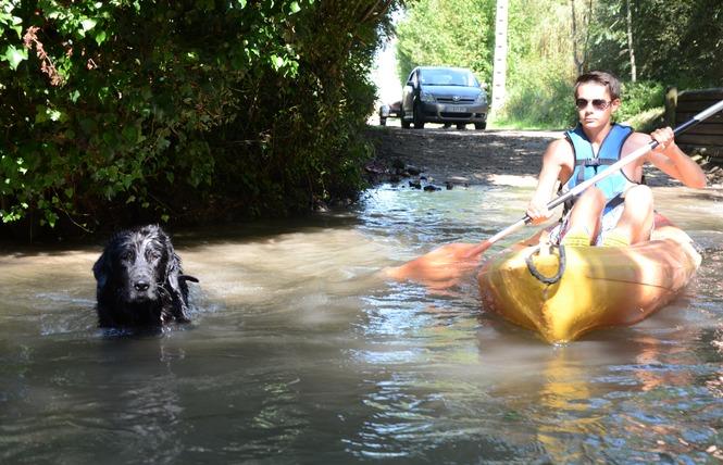 Location canoë-Kayak 6 - Bellengreville