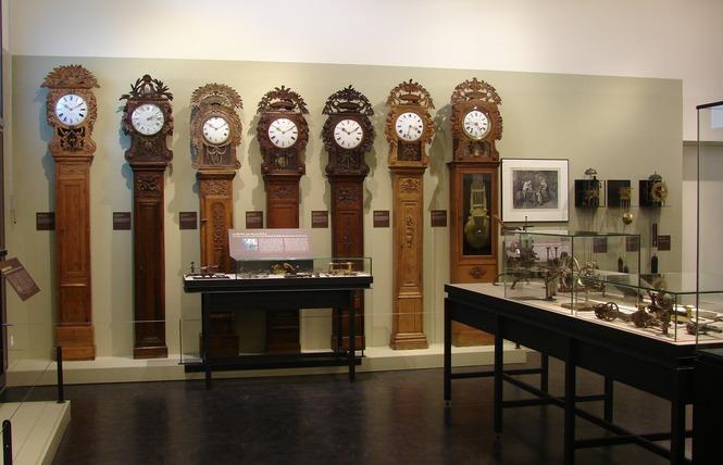 Musée de l'Horlogerie 17 - Saint-Nicolas-d'Aliermont