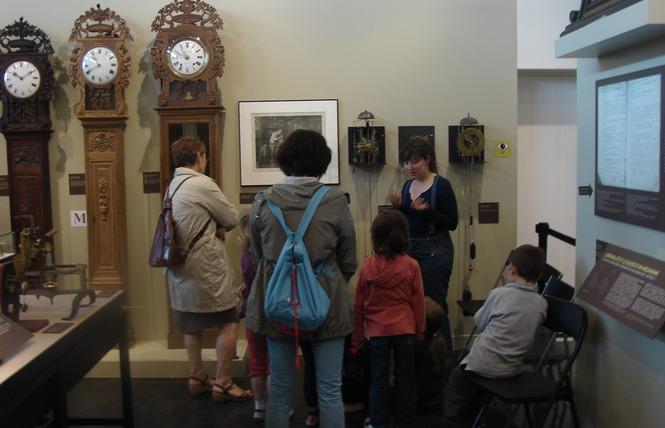 Musée de l'Horlogerie 12 - Saint-Nicolas-d'Aliermont