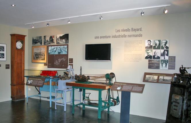 Musée de l'Horlogerie 7 - Saint-Nicolas-d'Aliermont