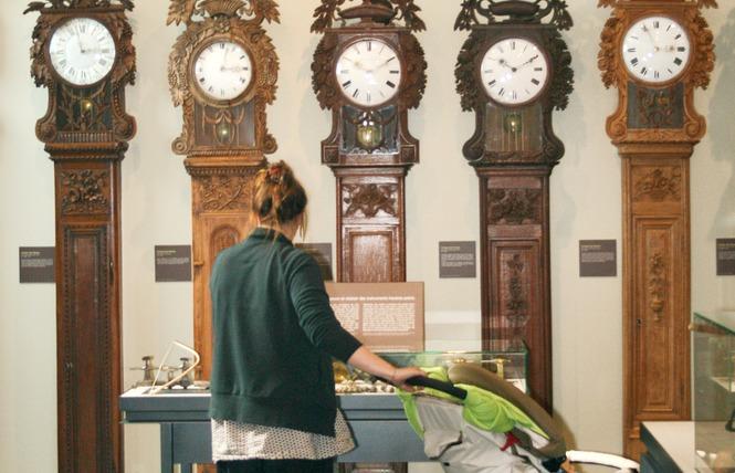 Musée de l'Horlogerie 2 - Saint-Nicolas-d'Aliermont