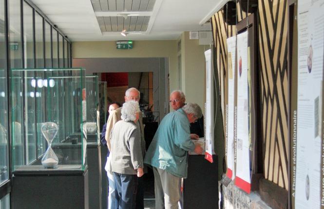 Musée de l'Horlogerie 4 - Saint-Nicolas-d'Aliermont