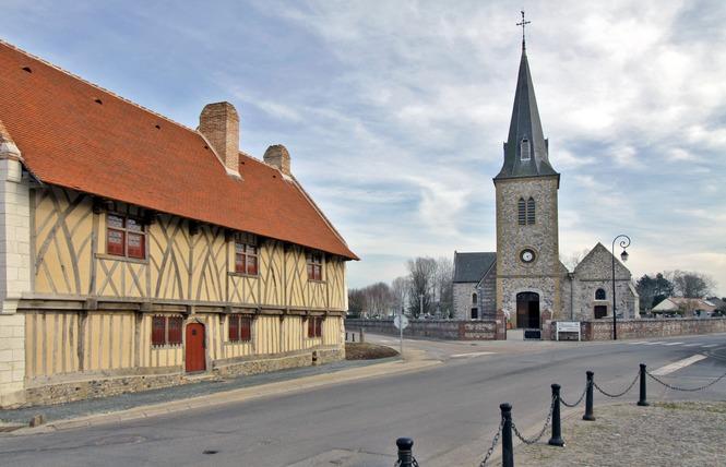 Musée d'Histoire de la Vie Quotidienne 2 - Saint-Martin-en-Campagne