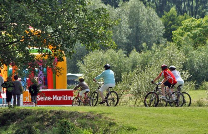 Base de loisirs de la Varenne 7 - Saint-Aubin-le-Cauf