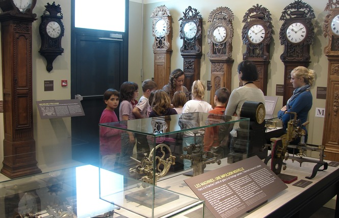 Musée de l'Horlogerie 8 - Saint-Nicolas-d'Aliermont